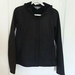 Aether Hooded Zip Up Jacket Size 2